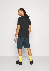 Vaude - MENS LEDRO - Outdoor Shorts - steelblue - 2