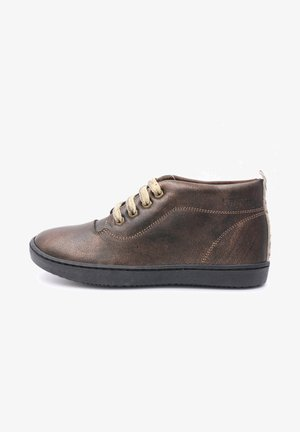 BASKET - Sneakers hoog - marrón