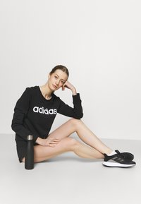 adidas Performance - Sweatshirts - black/white - 1