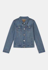 Levi's® - TRUCKER  - Veste en jean - blue denim - 0