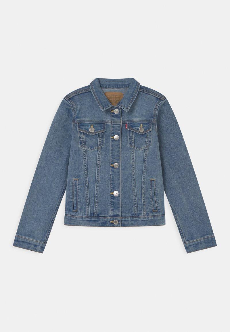 Levi's® - TRUCKER  - Veste en jean - blue denim