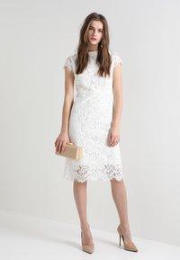IVY & OAK - DRESS - Cocktail dress / Party dress - snow white - 1