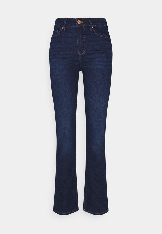 SIENNA - Straight leg jeans - blue denim