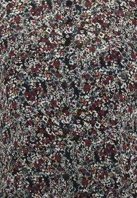 Moss Copenhagen - GLORIE RIKKELIE  DRESS - Maxi dress - black - 2