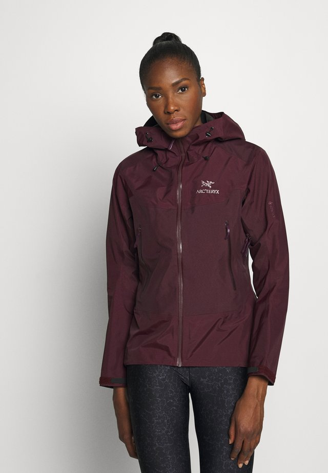 BETA SL HYBRID JACKET WOMEN'S - Giacca hard shell - rhapsody