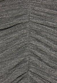 Iro - CLUZCO - Shift dress - black/silver - 2