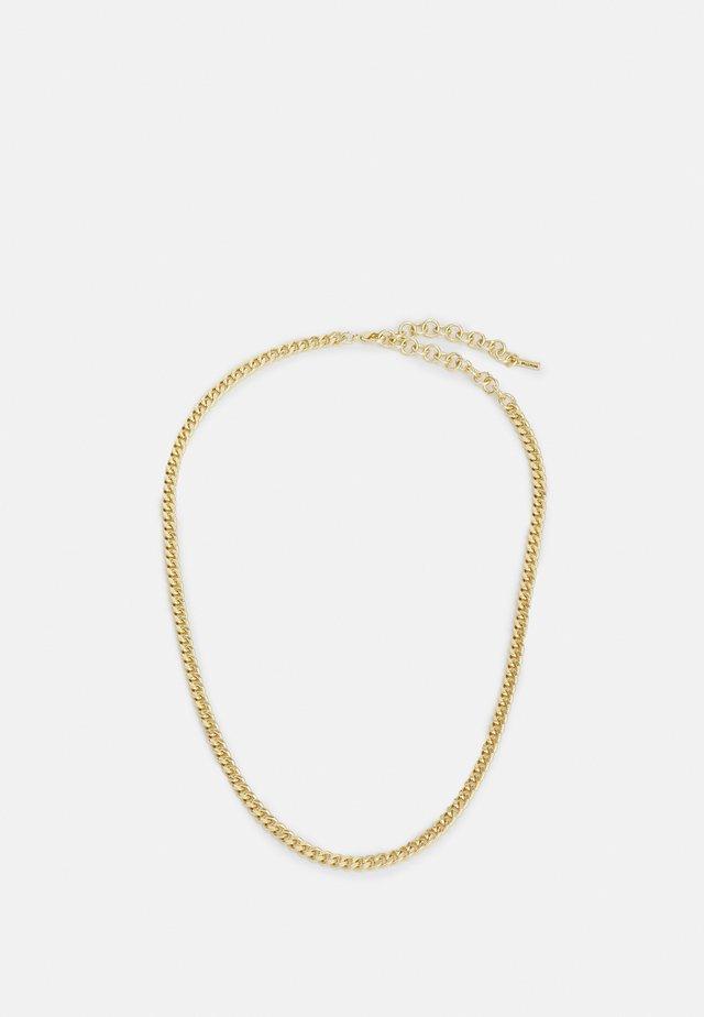 NECKLACE FUCHSIA - Necklace - gold-coloured