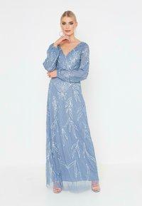 BEAUUT - Festklänning - powder blue - 0
