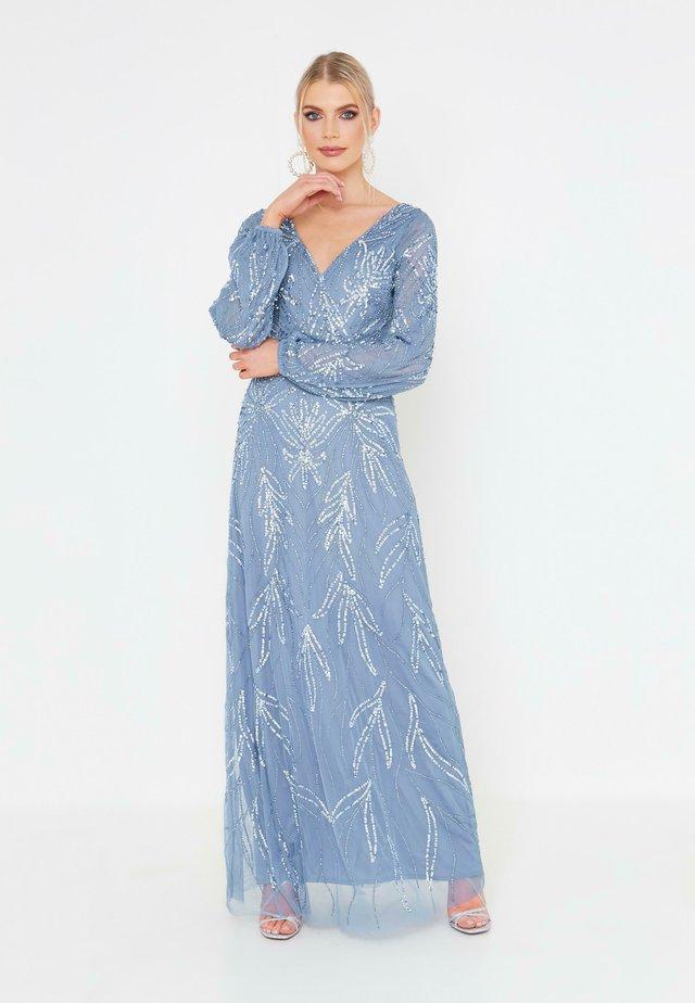 Festklänning - powder blue