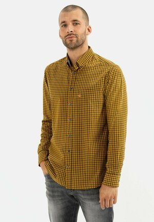 IN EINEM VICHYKARO - Shirt - gold