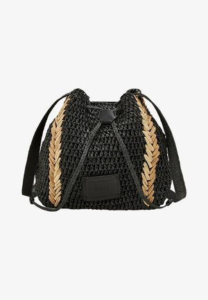 RILEY - Handbag - black