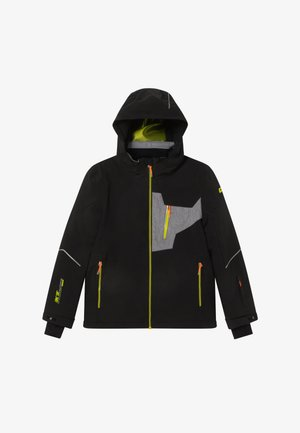 BOYS - Snowboardová bunda - schwarz