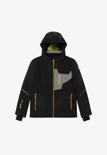 BOYS - Snowboard jacket - schwarz