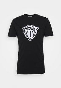 Tiger of Sweden - FLEEK - T-shirt imprimé - black - 3