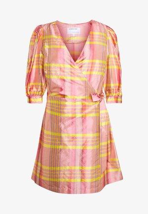 CLAIRE WRAP DRESS - Jurk - multi colour