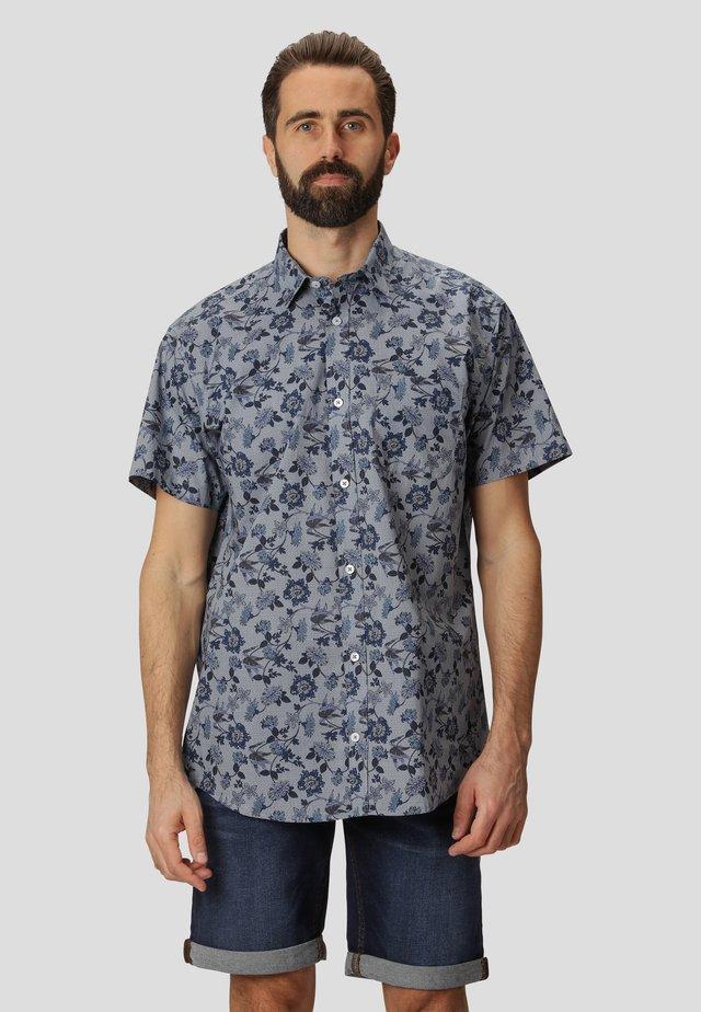 Skjorta - summer blue
