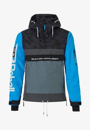 Winterjas - ultra blue
