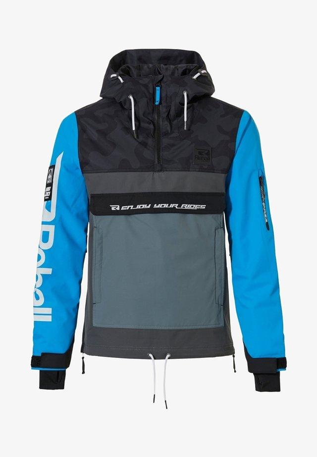 Winter jacket - ultra blue