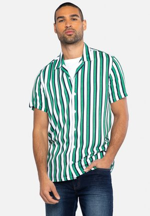 PLANA - Camisa - grün