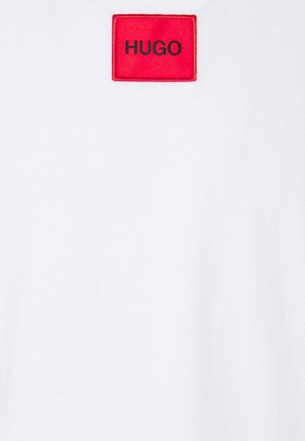 HUGO DIRAGOLINO - T-shirt basic - white/biały Odzież Męska KAAU
