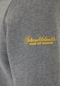 Schmuddelwedda - Sweatshirt - grau melange - 2
