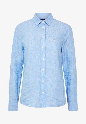 CHAMBRAY - Košile - pacific blue