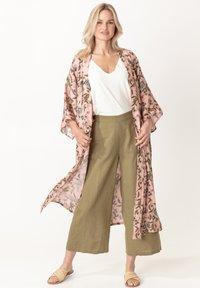 Indiska - ASTRID - Summer jacket - ltpink - 3