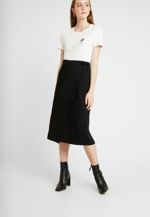 GABBIE SKIRT - A-line skirt - black