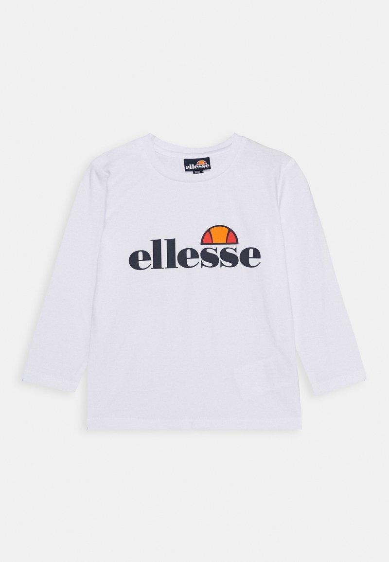 Ellesse - BENIN BABY UNISEX - Long sleeved top - white