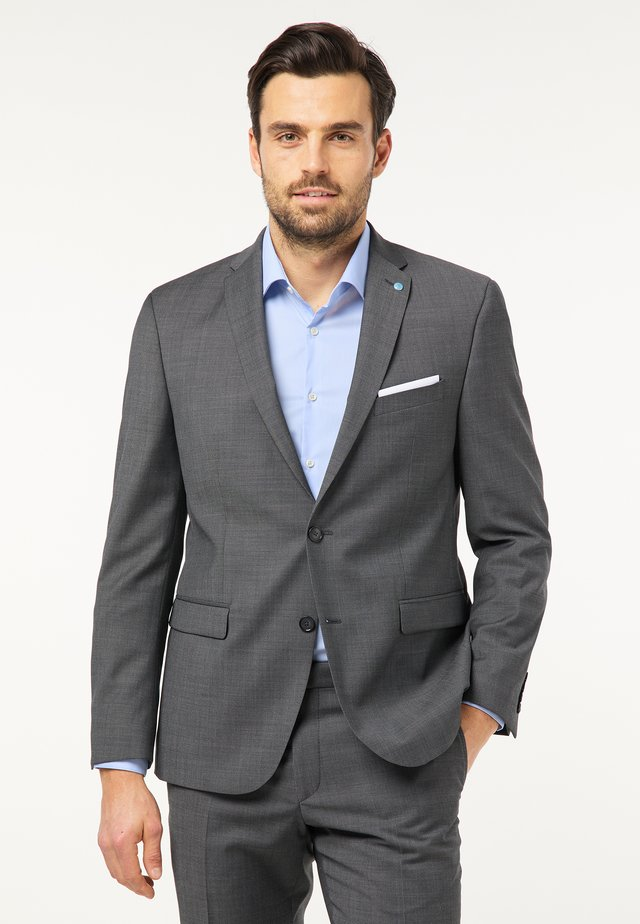 ANDRE - Veste de costume - grau