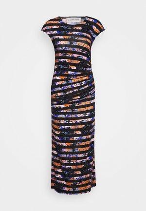 EIZIA - Maxi-jurk - amparo blue