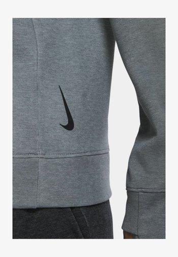 DRY CREW RESTORE - Sweatshirt - iron grey/heather/black