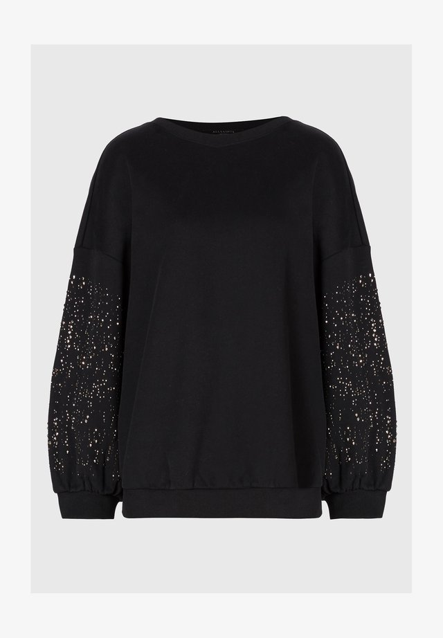 AVAH STORN - Long sleeved top - black