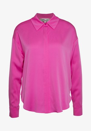 LEANNA - Button-down blouse - mallow