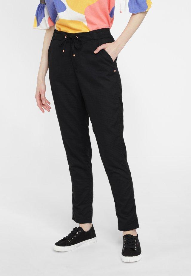 SELBY BEACH  - Pantalon classique - black