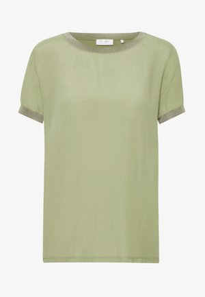 Bluser - safari green