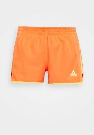 SHORT COOLER - Sports shorts - true orange/hazy orange