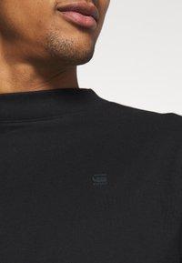 G-Star - KORPAZ MOCK  - Långärmad tröja - black - 6