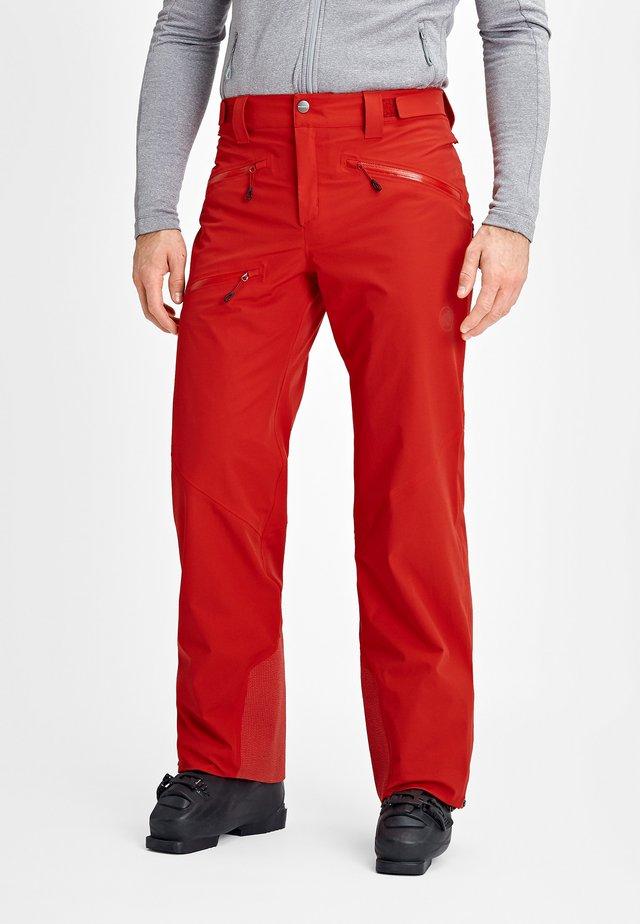 STONEY - Snow pants - magma