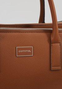 comma - PURE ELEGANCE HANDBAG - Briefcase - cognac - 6