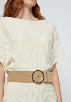 OLIVIA H - Belt - beige