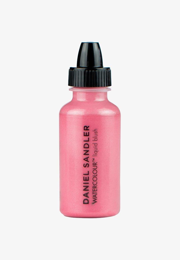 Daniel Sandler - WATERCOLOUR™ LIQUID BLUSH 15ML - Blusher - 18 so pretty