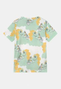 Mini Rodini - UNICORN NOODLES UNISEX - Print T-shirt - green - 1