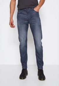 Lee - AUSTIN - Straight leg jeans - dark shark - 0