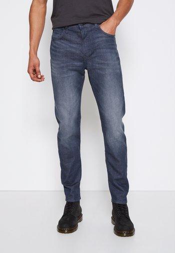 AUSTIN - Straight leg jeans - dark shark
