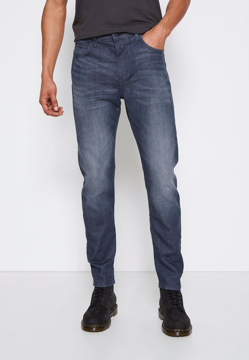 Lee - AUSTIN - Straight leg jeans - dark shark