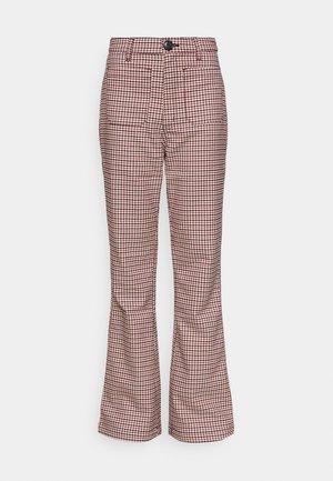 SAILOR BOOT - Trousers - multi-coloured