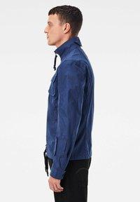 G-Star - UTILITY BOYFRIEND HB TAPE - Summer jacket - imperial blue - 2