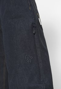 Norrøna - SVALBARD PANTS - Trousers - denim - 4