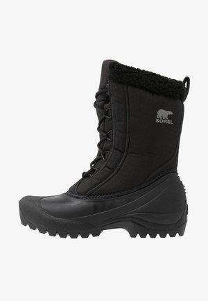CUMBERLAND - Stivali da neve  - black
